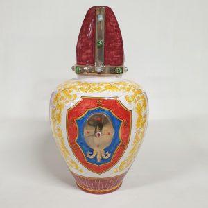 Brocca di Autore S. Ubaldo Arte Ceramica Paolo Biagioli