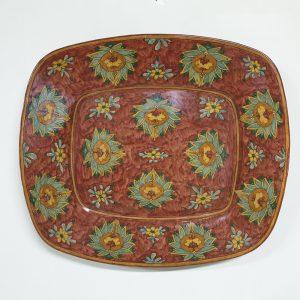 Piatto da Parete Arte Ceramica Mastro Giorgio