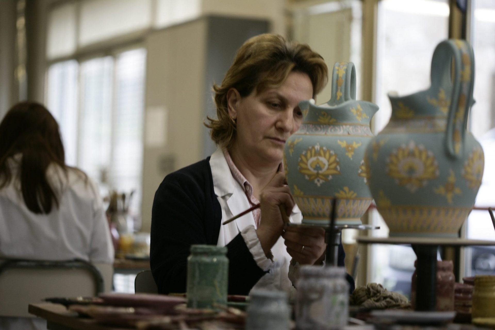 Il decoro della ceramica