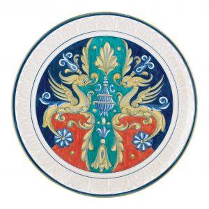 Piatto decorativo da parete Antica Deruta