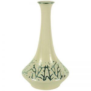 Vaso Collo Lungo Ceramica Antica Deruta
