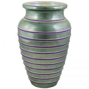 Vaso Portombrelli Ceramica Antica Deruta