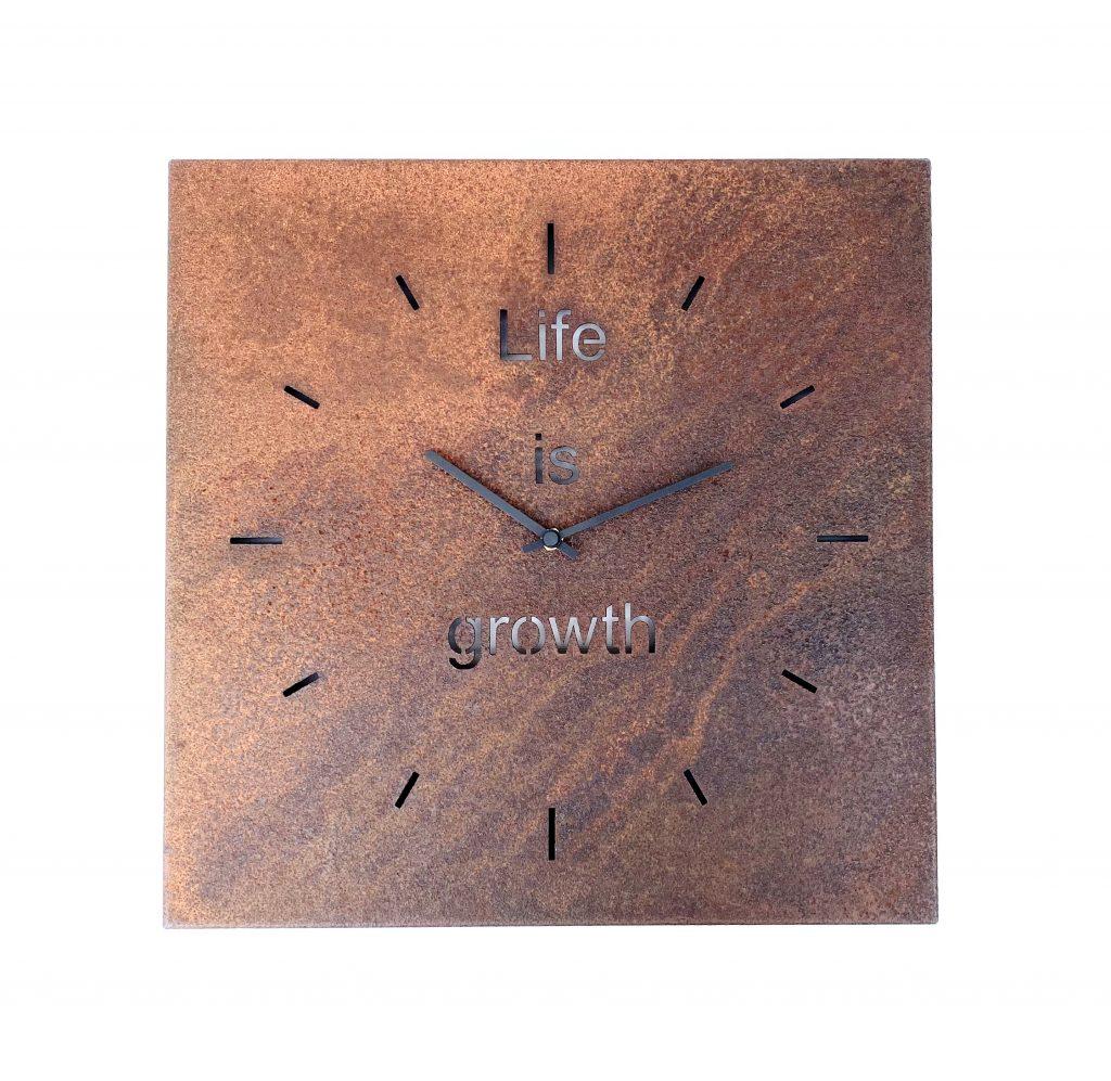 Orologio da Parete Life Growth Officina Peppoloni